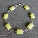 Lemon-yellow-designer-bracelet