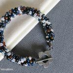 Black-white-blue-kumihimo-bracelet